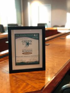 Green Star Award